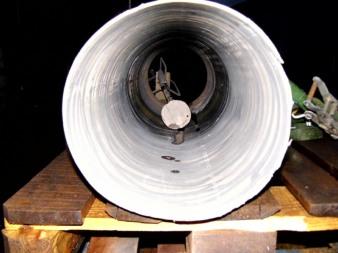 Bauxit Rotschlamm Rohrreinigung